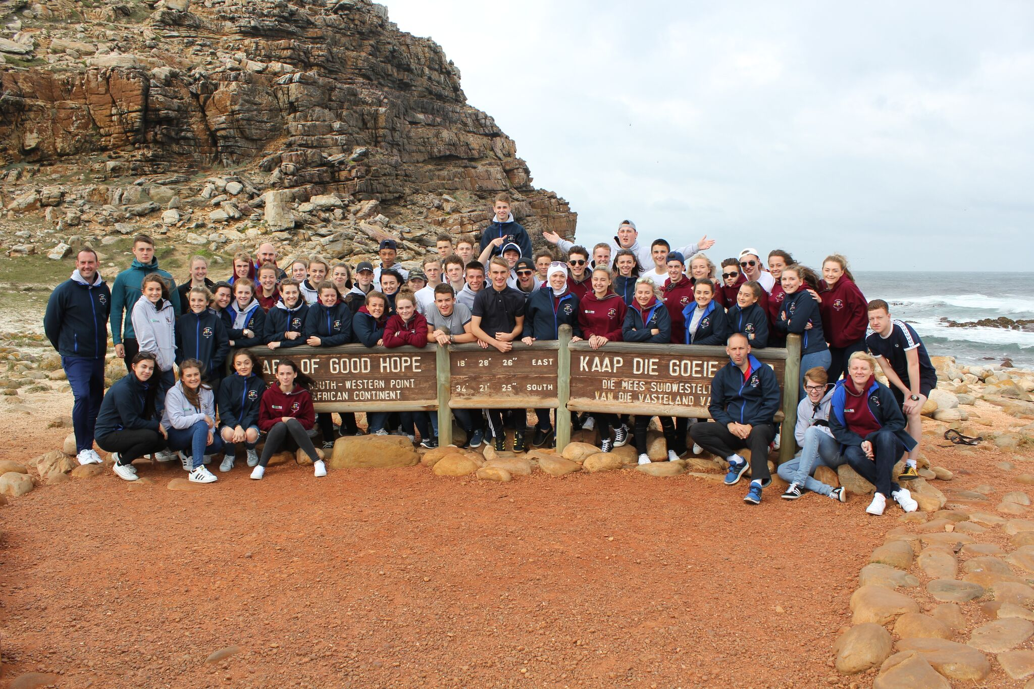 Students begin fundraising for a trip of the lifetime